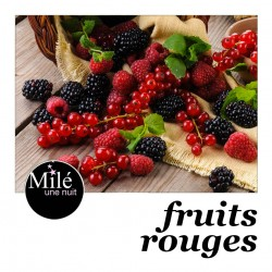 Fruits rouges
