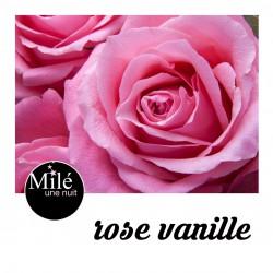 Rose vanille